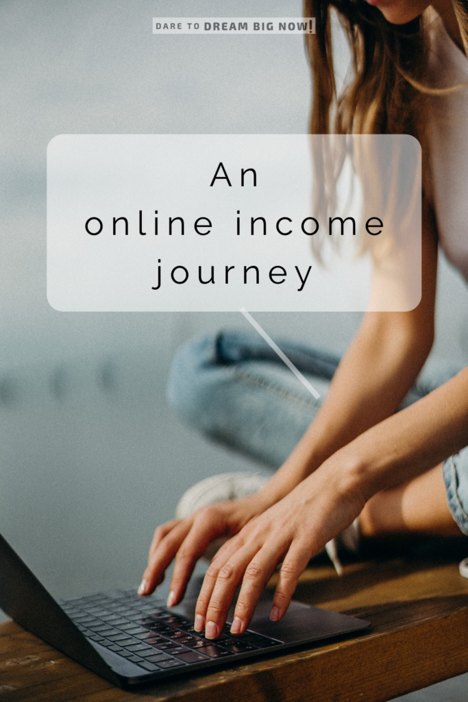 online income journey