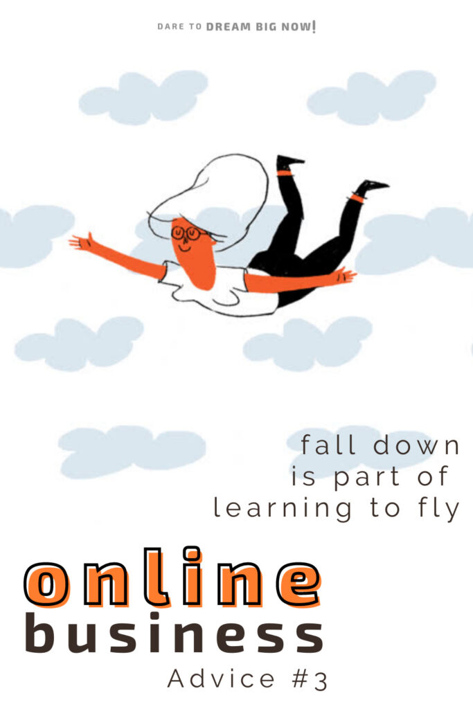 online business learn to fly