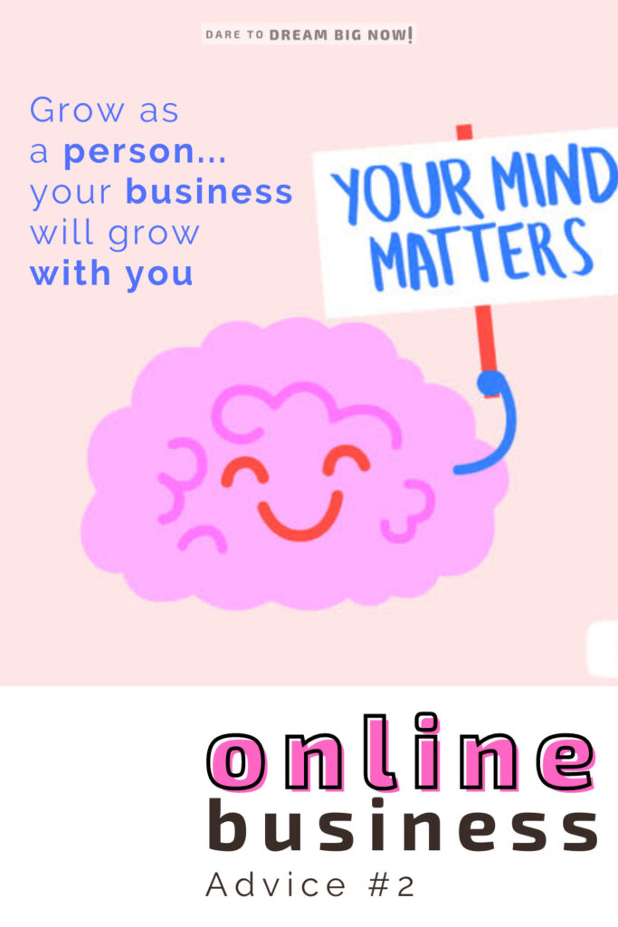 online business mindset